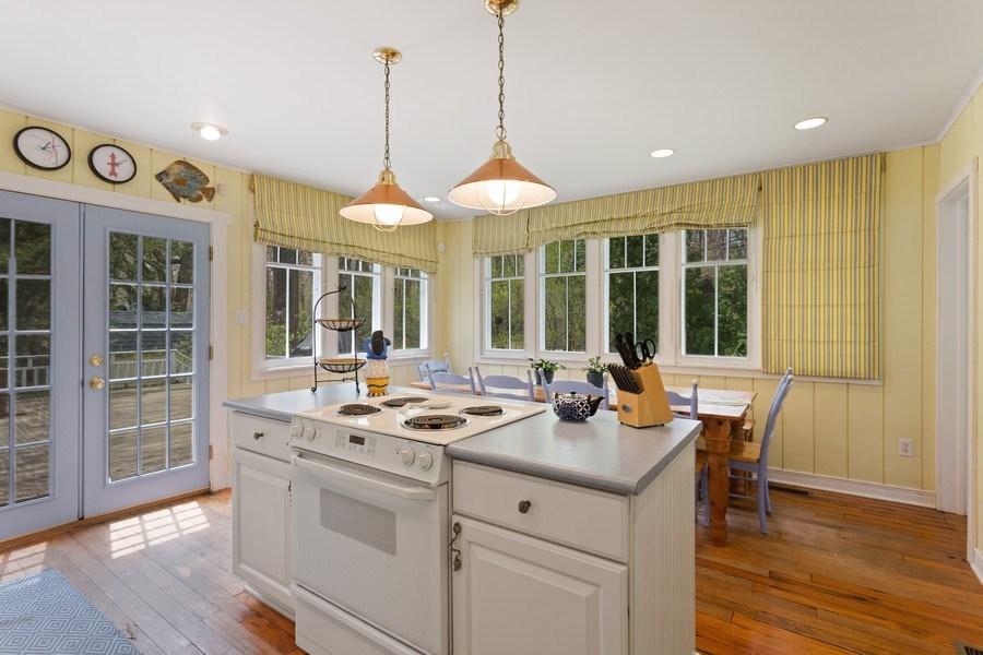 Real Estate Photography - 15792 Oak Ave, Union Pier, MI, 49129 - Kitchen