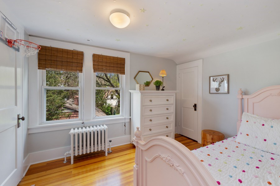 Real Estate Photography - 119 W Russell St, Barrington, IL, 60010 - 3rd Bedroom