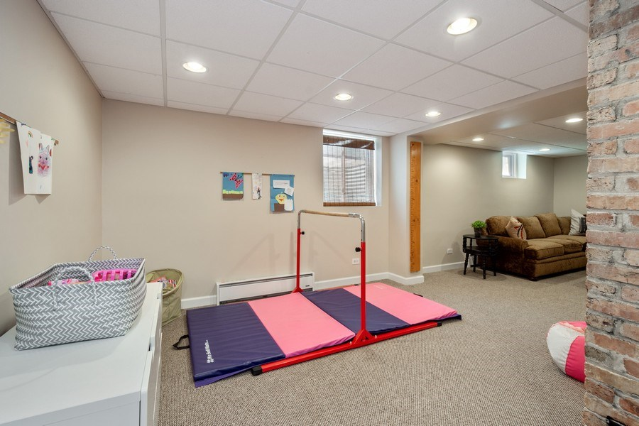 Real Estate Photography - 119 W Russell St, Barrington, IL, 60010 - Play Room