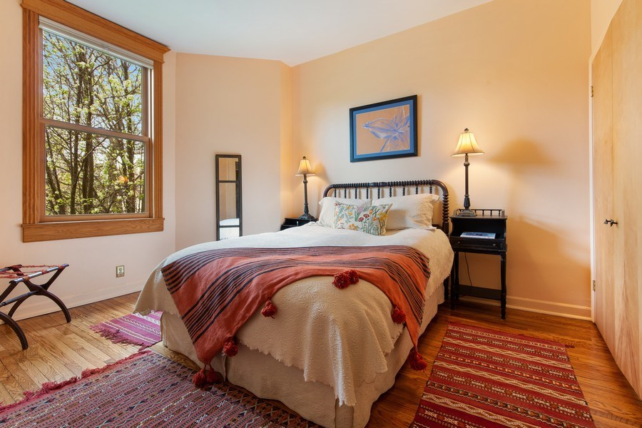 Real Estate Photography - 4101 N Greenview, Chicago, IL, 60613 - 4th Bedroom