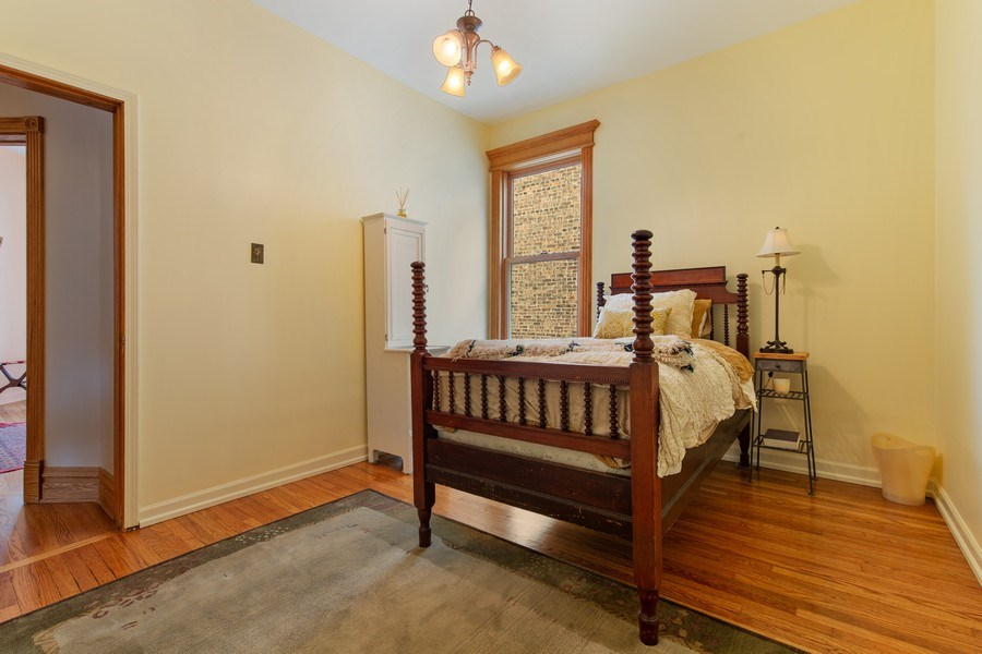 Real Estate Photography - 4101 N Greenview, Chicago, IL, 60613 - 5th Bedroom