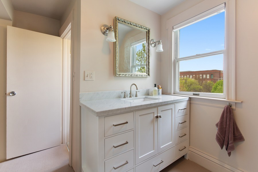 Real Estate Photography - 4101 N Greenview, Chicago, IL, 60613 - Master Bathroom