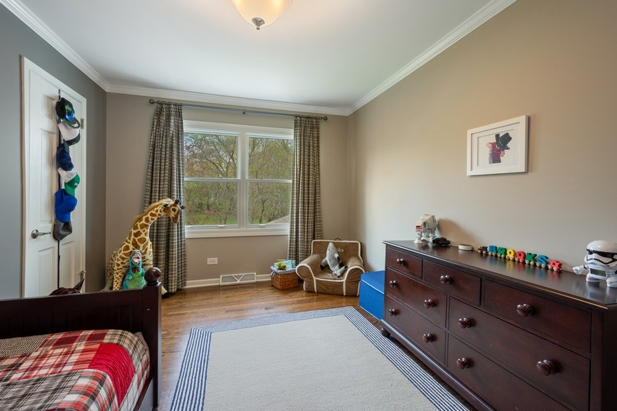 Real Estate Photography - 215 Cold Spring Rd, Barrington, IL, 60010 - 2nd Bedroom