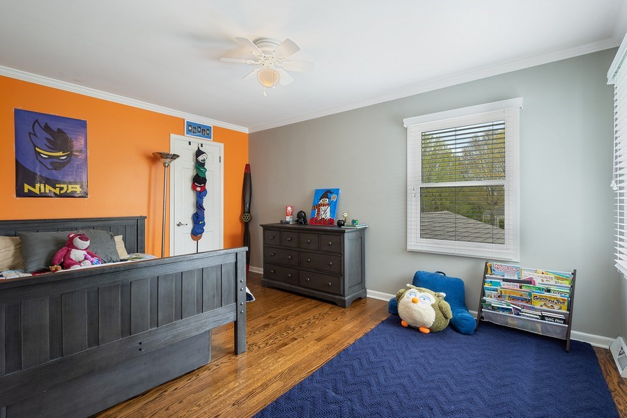 Real Estate Photography - 215 Cold Spring Rd, Barrington, IL, 60010 - 4th Bedroom