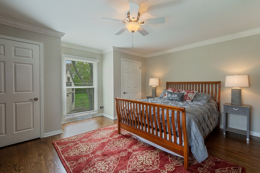 Real Estate Photography - 215 Cold Spring Rd, Barrington, IL, 60010 - 5th Bedroom