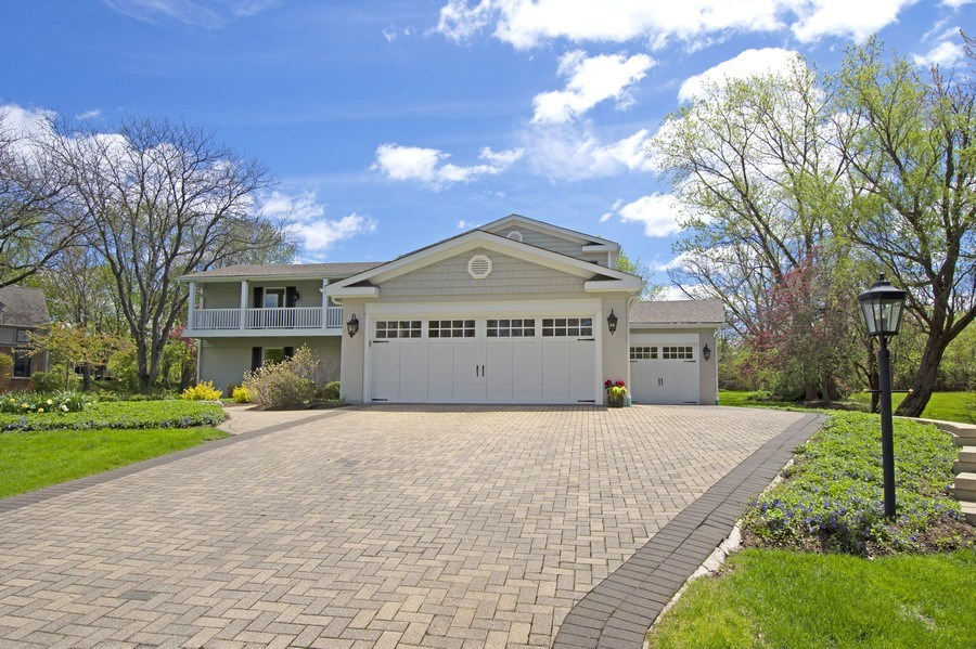 Real Estate Photography - 215 Cold Spring Rd, Barrington, IL, 60010 - Front Exterior