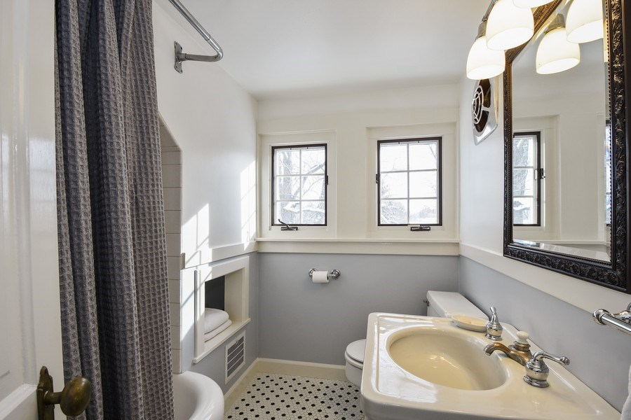 Real Estate Photography - 616 S. Grove Ave, Barrington, IL, 60010 - 5th Bedroom Ensuite