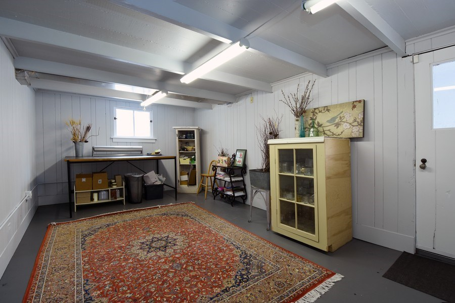 Real Estate Photography - 616 S. Grove Ave, Barrington, IL, 60010 - Workroom/Craft Room
