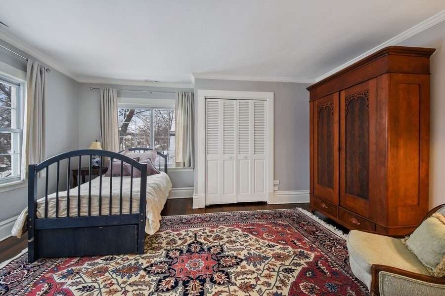 Real Estate Photography - 616 S. Grove Ave, Barrington, IL, 60010 - 4th Bedroom