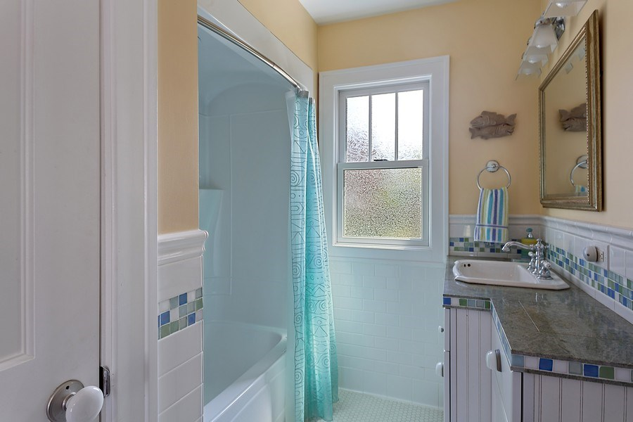 Real Estate Photography - 16125 First Ln, Union Pier, MI, 49129 - Bathroom