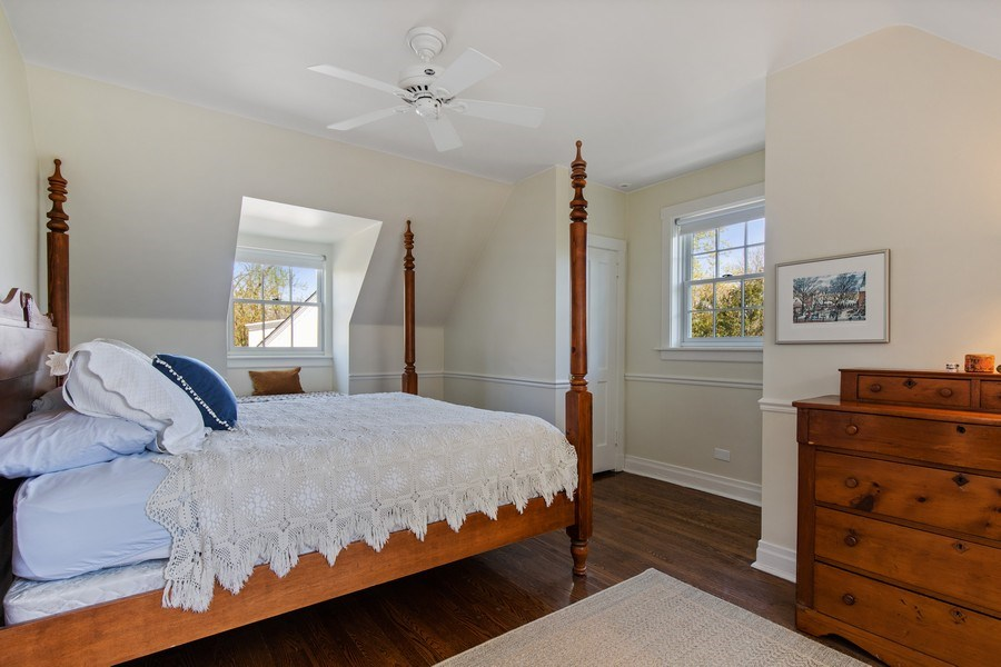 Real Estate Photography - 18 E Laurel Ave, Lake Forest, IL, 60045 - 2nd Bedroom