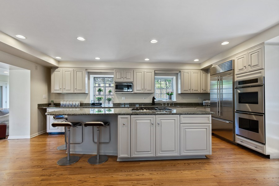 Real Estate Photography - 18 E Laurel Ave, Lake Forest, IL, 60045 - Kitchen
