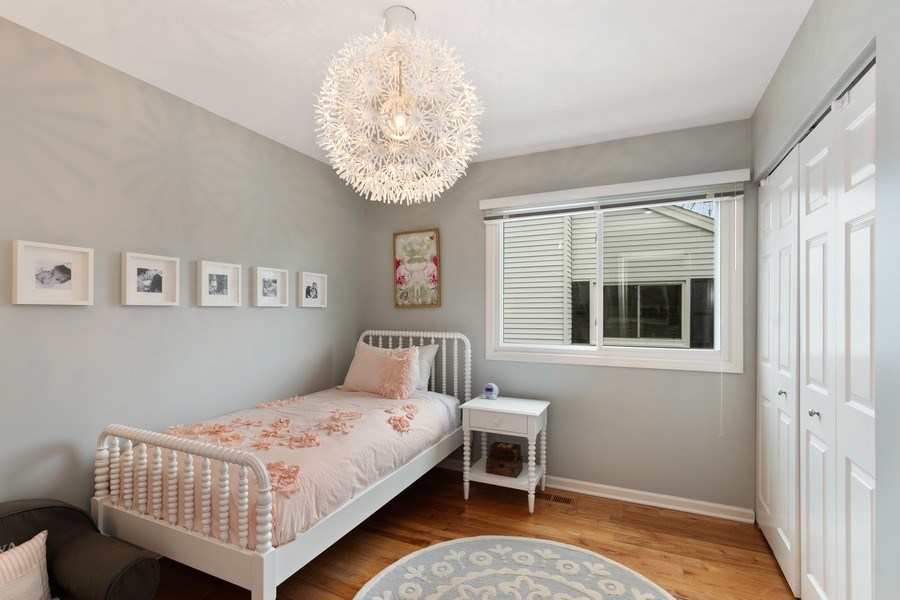 Real Estate Photography - 645 Lincoln Avenue West Ave, Highland Park, IL, 60035 - Bedroom