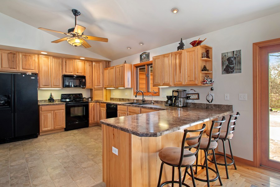 Real Estate Photography - 27735 41st St, Salem, WI, 53168 - Kitchen