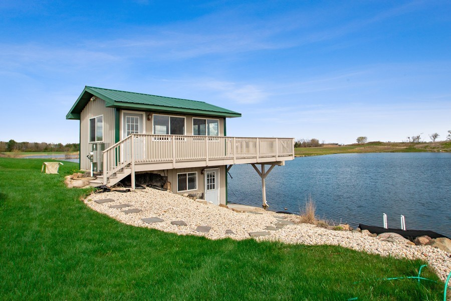 Real Estate Photography - 27735 41st St, Salem, WI, 53168 - Boat House