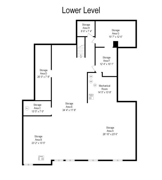 Real Estate Photography - 27735 41st St, Salem, WI, 53168 - Floor Plan