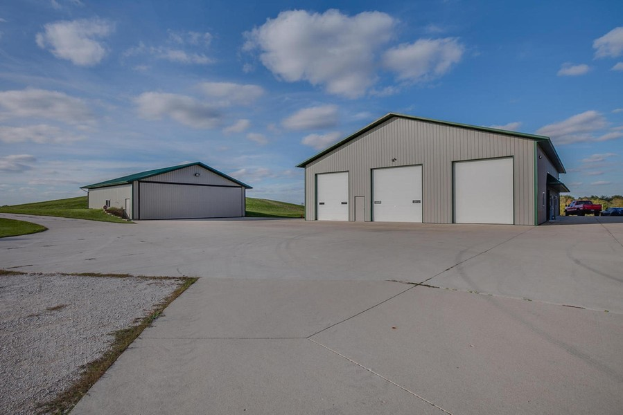 Real Estate Photography - 27735 41st St, Salem, WI, 53168 - Storage