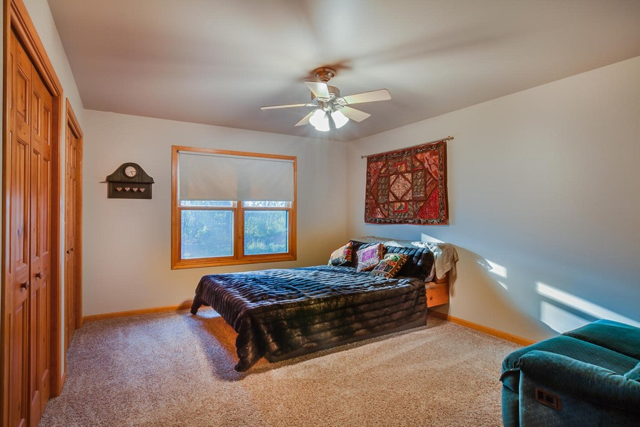 Real Estate Photography - 27735 41st St, Salem, WI, 53168 - Third Bedroom