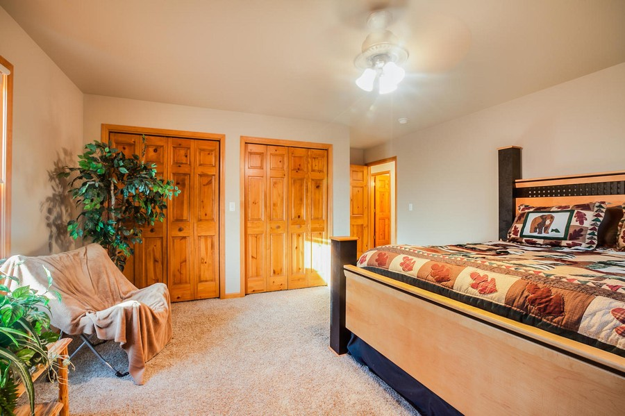 Real Estate Photography - 27735 41st St, Salem, WI, 53168 - Second Bedroom