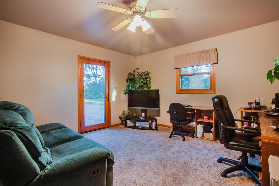 Real Estate Photography - 27735 41st St, Salem, WI, 53168 - Fourth Bedroom