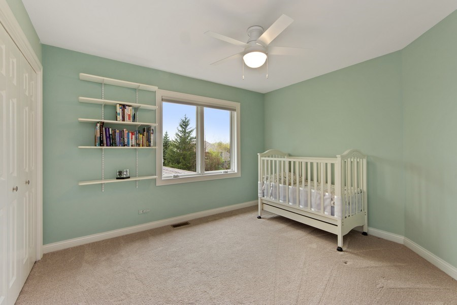 Real Estate Photography - 1075 Erica Dr, Wauconda, IL, 60084 - 4th Bedroom