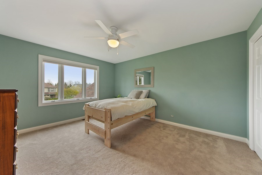 Real Estate Photography - 1075 Erica Dr, Wauconda, IL, 60084 - 5th Bedroom