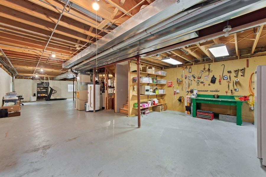 Real Estate Photography - 1075 Erica Dr, Wauconda, IL, 60084 - Basement