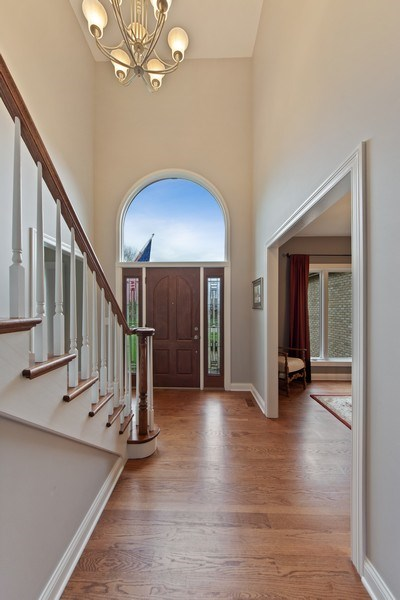 Real Estate Photography - 1075 Erica Dr, Wauconda, IL, 60084 - Foyer