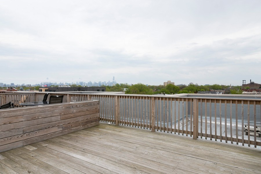 Real Estate Photography - 2550 W Fullerton Ave Unit 2D, Chicago, IL, 60647 -