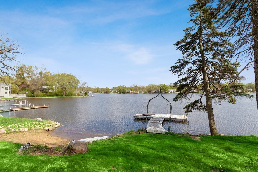 Real Estate Photography - 201 Dorothy, Island Lake, IL, 60042 - View