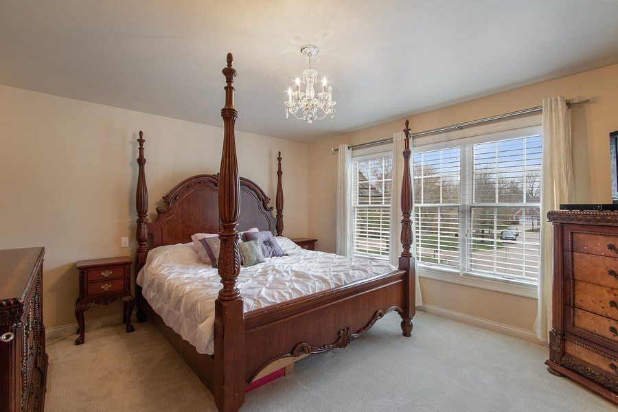 Real Estate Photography - 1009 Oakland Court, Barrington, IL, 60010 - 4th Bedroom