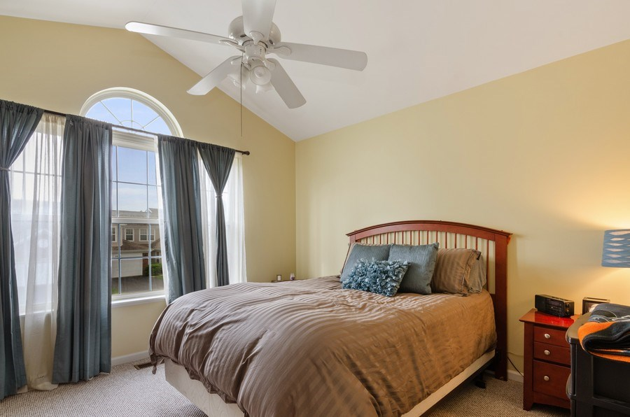 Real Estate Photography - 2064 Peach Tree Lane, Algonquin, IL, 60102 - Master Bedroom