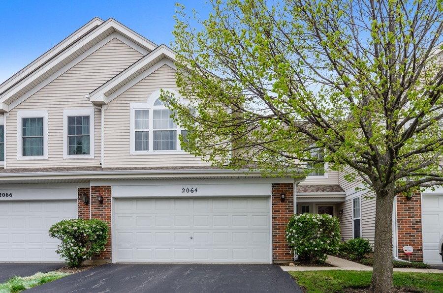 Real Estate Photography - 2064 Peach Tree Lane, Algonquin, IL, 60102 - Front View