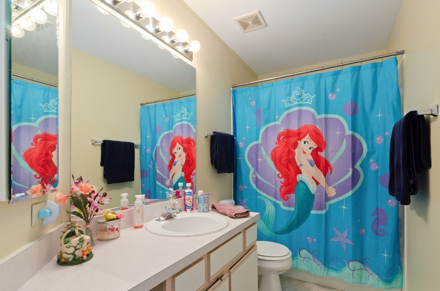 Real Estate Photography - 2064 Peach Tree Lane, Algonquin, IL, 60102 - 2nd Bathroom