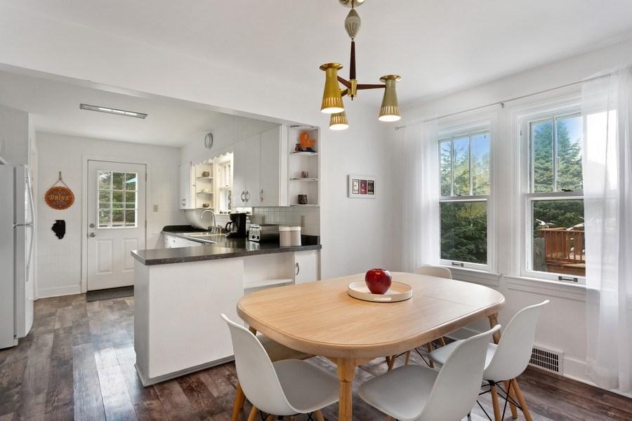 Real Estate Photography - 108 S. Barton, New Buffalo, MI, 49117 - Dining Room