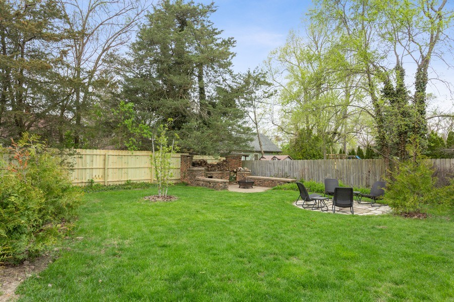 Real Estate Photography - 108 S. Barton, New Buffalo, MI, 49117 - Back Yard