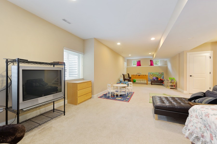 Real Estate Photography - 109 4th Street, Downers Grove, IL, 60515 - Lower Level