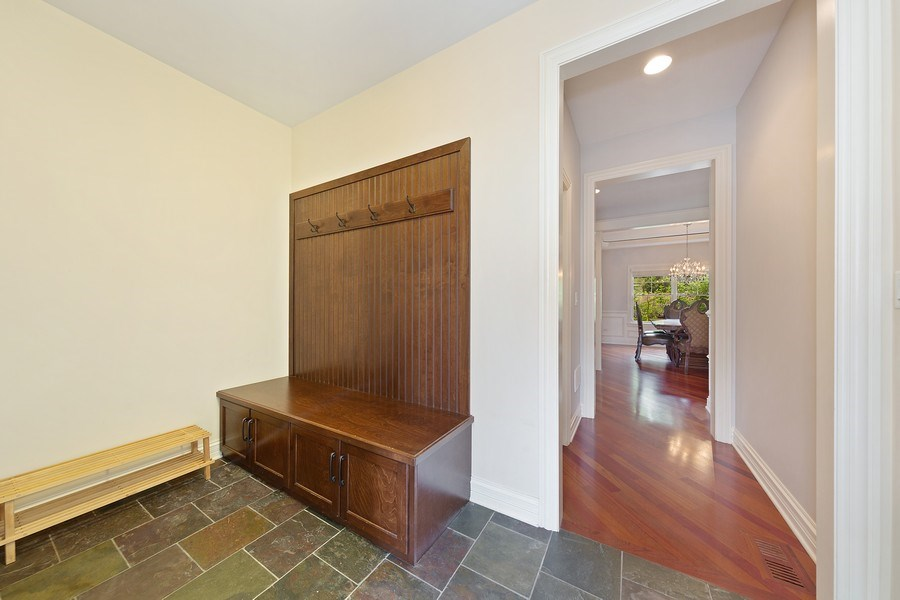 Real Estate Photography - 109 4th Street, Downers Grove, IL, 60515 - Mudroom
