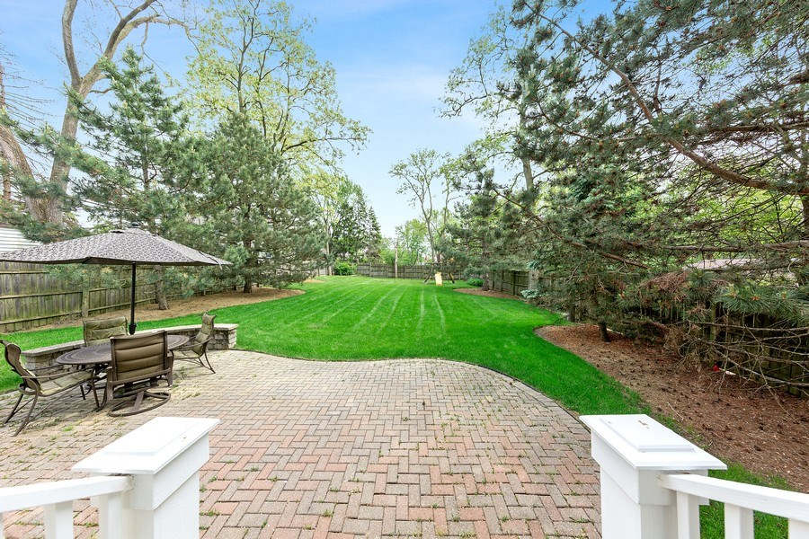 Real Estate Photography - 109 4th Street, Downers Grove, IL, 60515 - Back Yard