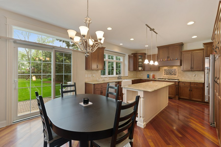 Real Estate Photography - 109 4th Street, Downers Grove, IL, 60515 - Breakfast Area
