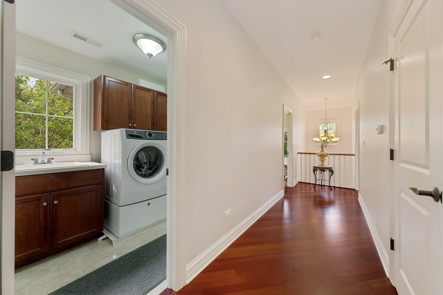 Real Estate Photography - 109 4th Street, Downers Grove, IL, 60515 - Laundry Room