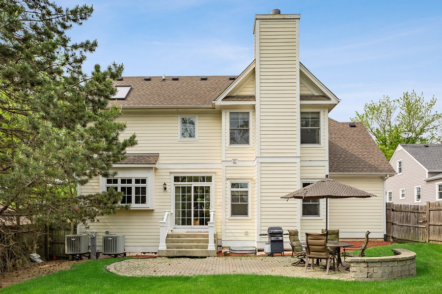 Real Estate Photography - 109 4th Street, Downers Grove, IL, 60515 - Rear View