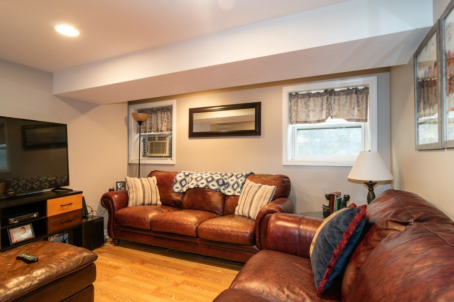 Real Estate Photography - 1820 Euclid, Berwyn, IL, 60402 - Living Room