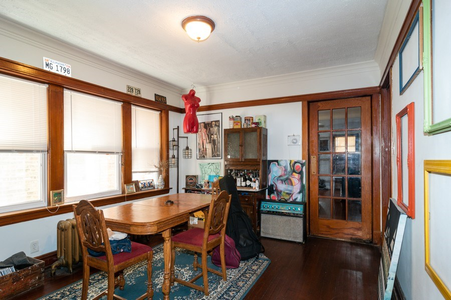 Real Estate Photography - 1820 Euclid, Berwyn, IL, 60402 - Dining Area
