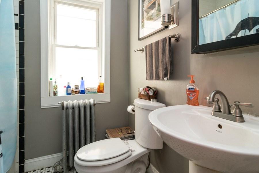 Real Estate Photography - 1820 Euclid, Berwyn, IL, 60402 - Bathroom