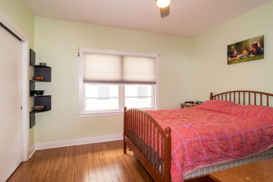 Real Estate Photography - 27 Keystone Ave., River Forest, IL, 60305 - Master Bedroom