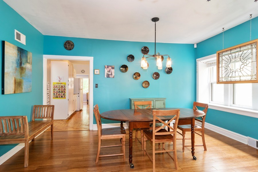 Real Estate Photography - 27 Keystone Ave., River Forest, IL, 60305 - Dining Room