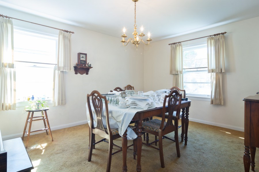 Real Estate Photography - 304 W Hawthorne, Arlington Heights, IL, 60004 - Dining Room
