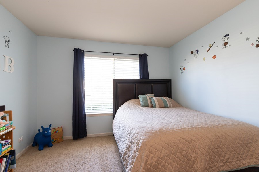 Real Estate Photography - 770 S Providence, Round Lake, IL, 60073 - 2nd Bedroom!