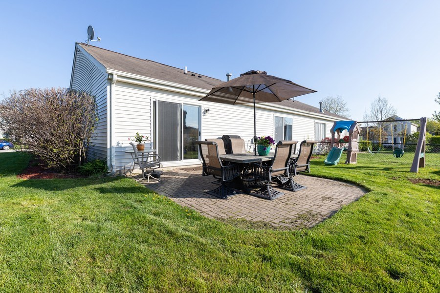Real Estate Photography - 770 S Providence, Round Lake, IL, 60073 - HUGE Yard!